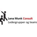 Lena Munk Consult - Logo med navn