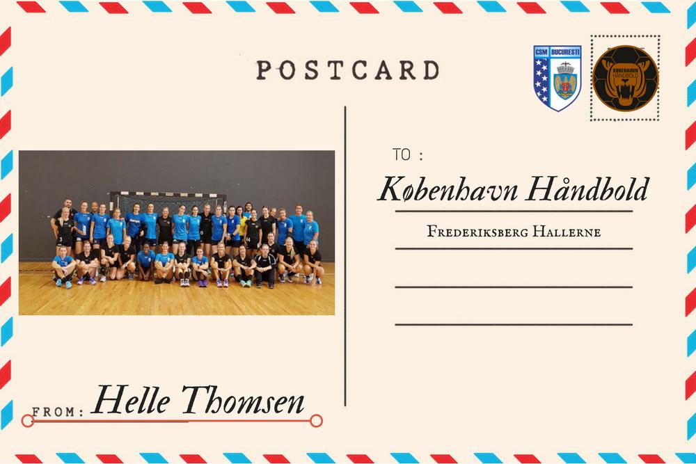 Postkort fra helle