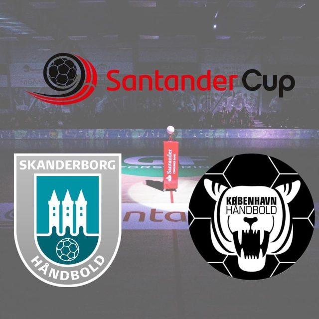 Opad skålen kom @skanderborgligakvinder, der bliver vores modstander i 1/8-finalerne i Santander Cup 2021/2022. 👍Der er lagt op til en spændende kamp og vi glæder os allerede til at komme på besøg!#kbhbolddk #santandercup
